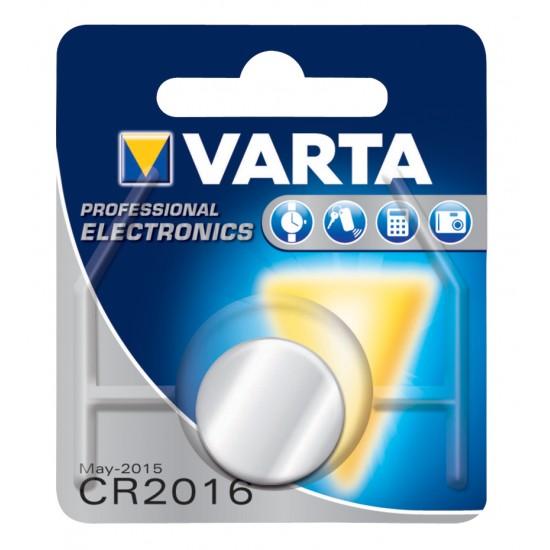 Baterie 3V CR2016 Varta Lithium