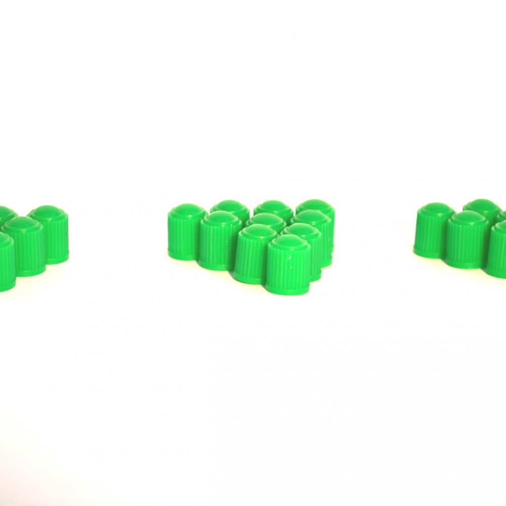 Capacele valve verzi