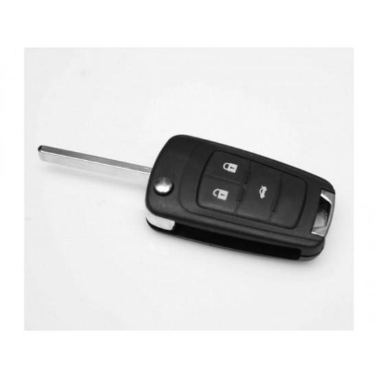 Carcasa Cheie Briceag Chevrolet Cruze 3 butoane