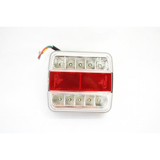 Lampa auto JH 120 R+W