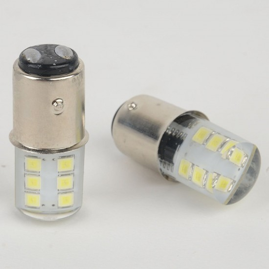 Led 1157 12 smd siliconat/ LED 231