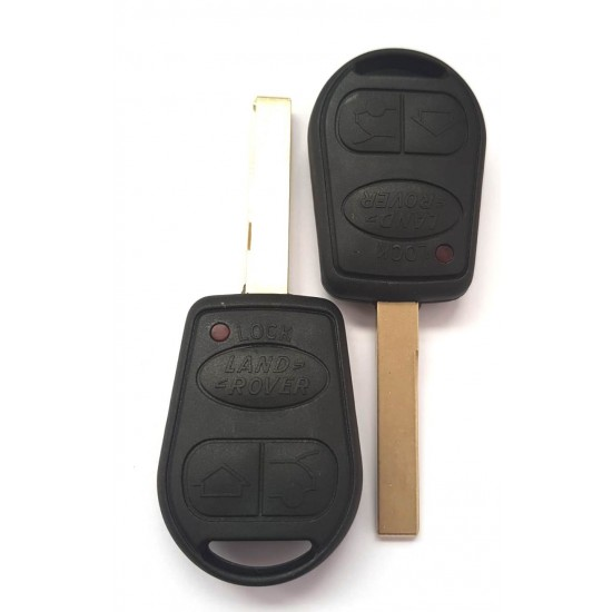 Carcasa cheie Land Rover 3 butoane  cu logo