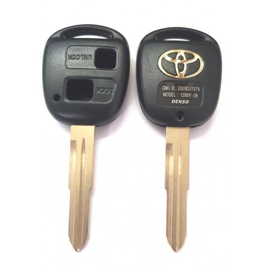 Carcasa cheie Toyota 3 but