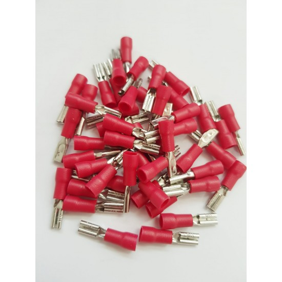Papuc mama izolat red 2,8mm