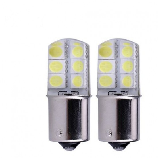Led 1156 12 smd siliconat/ LED 231