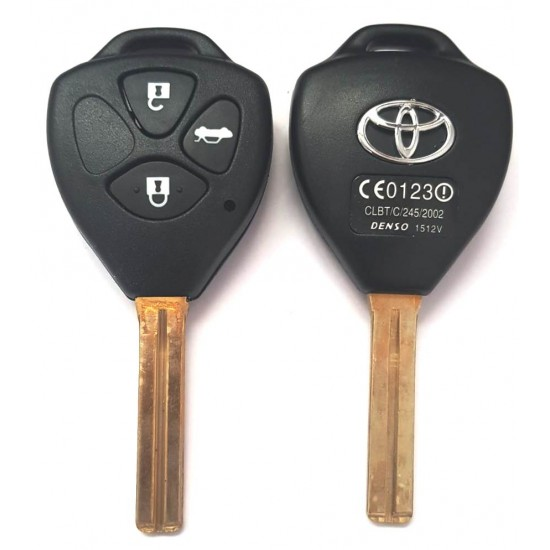 Carcasa cheie Toyota 3 butoane