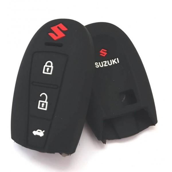 Husa silicon Suzuki 3 butoane