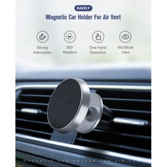 Suport magnetic 360 g argintiu