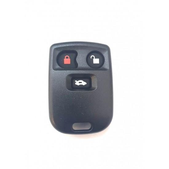 Carcasa cheie Jaguar 3 butoane