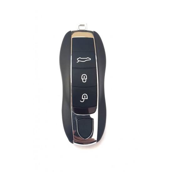 Carcasa cheie Porsche 3+1 buton panica