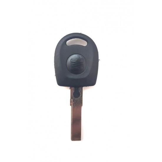 Carcasa cheie Seat cu cip ID48