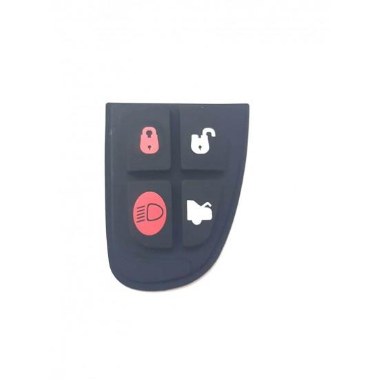 Cauciuc pentru cheie Jaguar 4 butoane