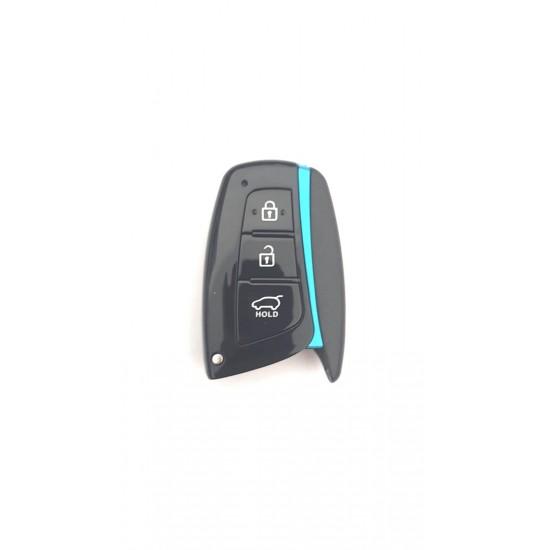 Carcasa cheie Hyundai 3 butoane
