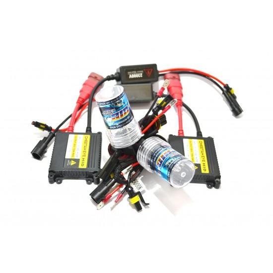 Kit xenon H1- 6000K Slim