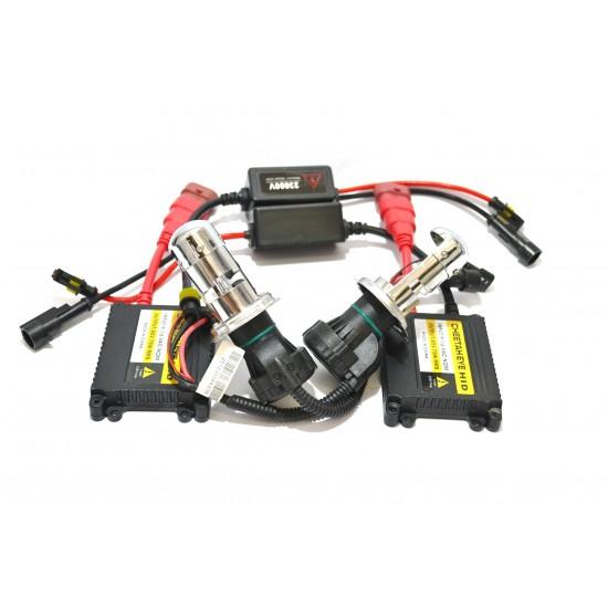Kit xenon H4-4.300K Slim