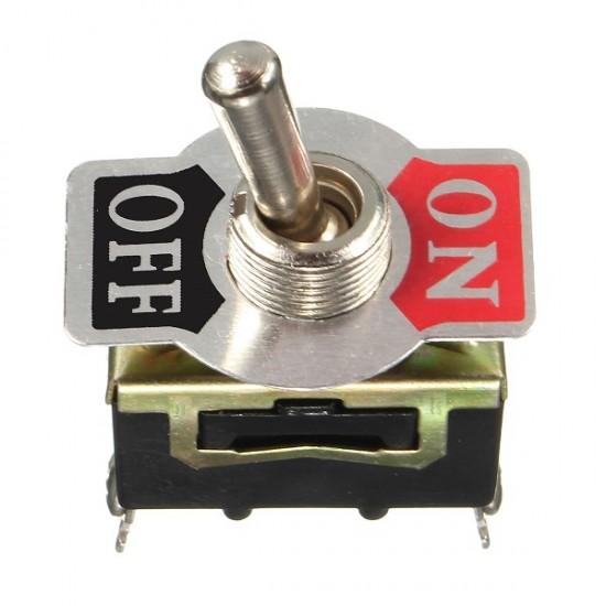 Intrerupator metal simplu ON/OFF