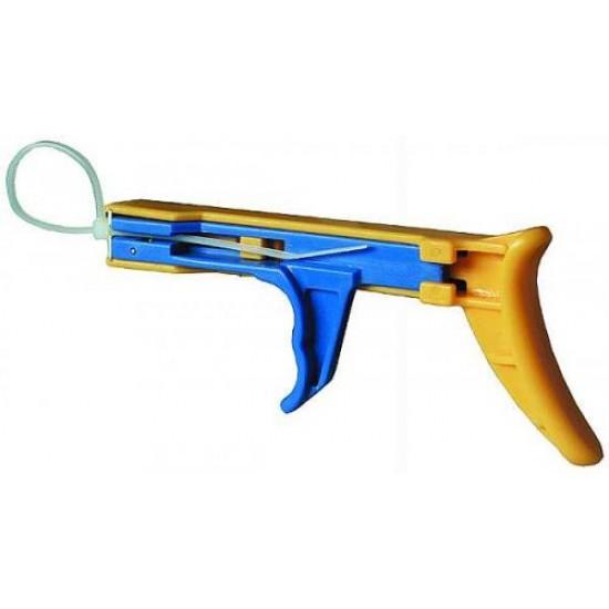 Pistol pentru strans coliere