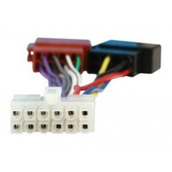 Conector ISO-Kenwood 12P