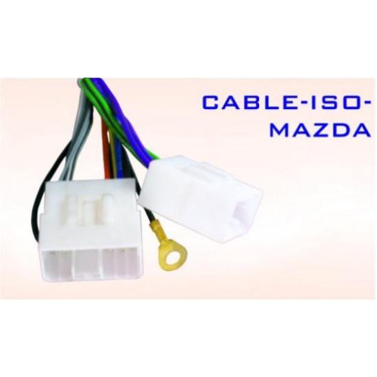 Conector ISO-Mazda