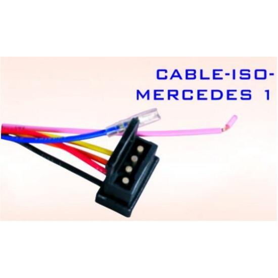 Conector ISO-Mercedes 1