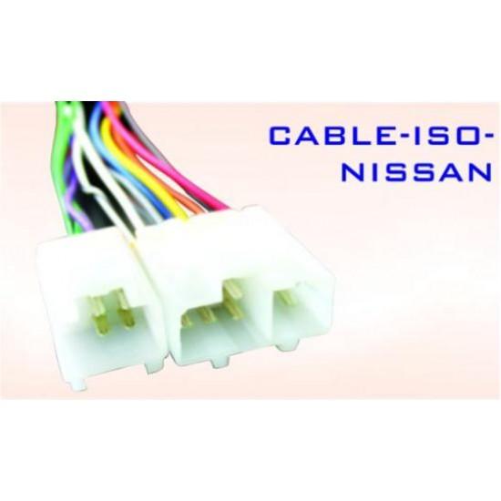 Conector ISO-Nissan