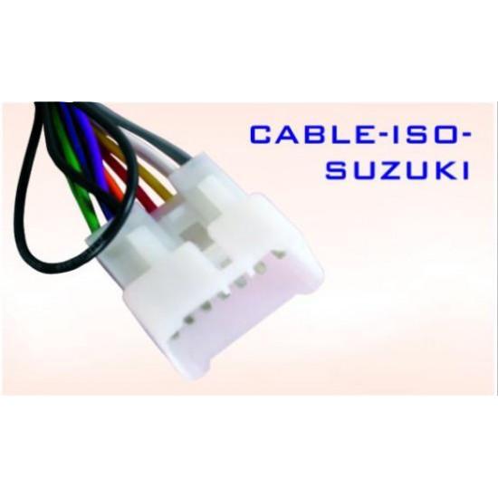 Conector ISO-Suzuki