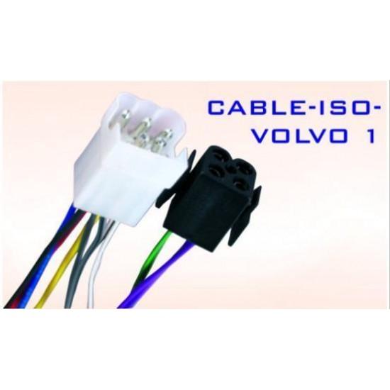 Conector ISO-Volvo 1