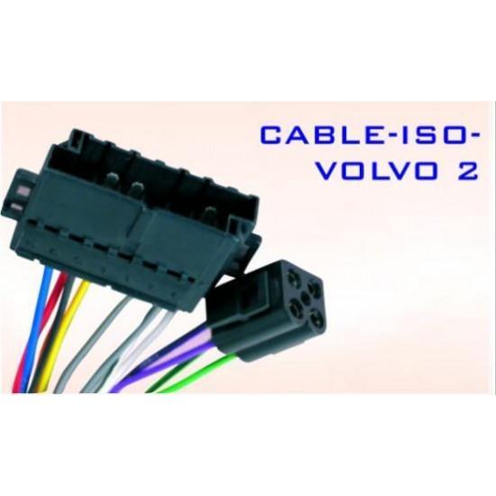Conector ISO-Volvo 2