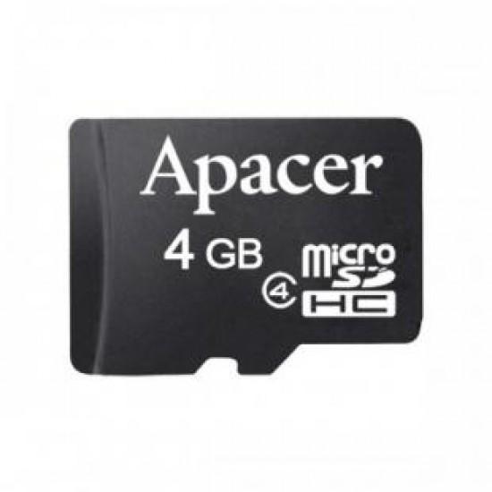 Micro SD-HC 4GB