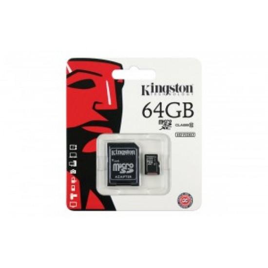 Micro SD -XC 64 GB