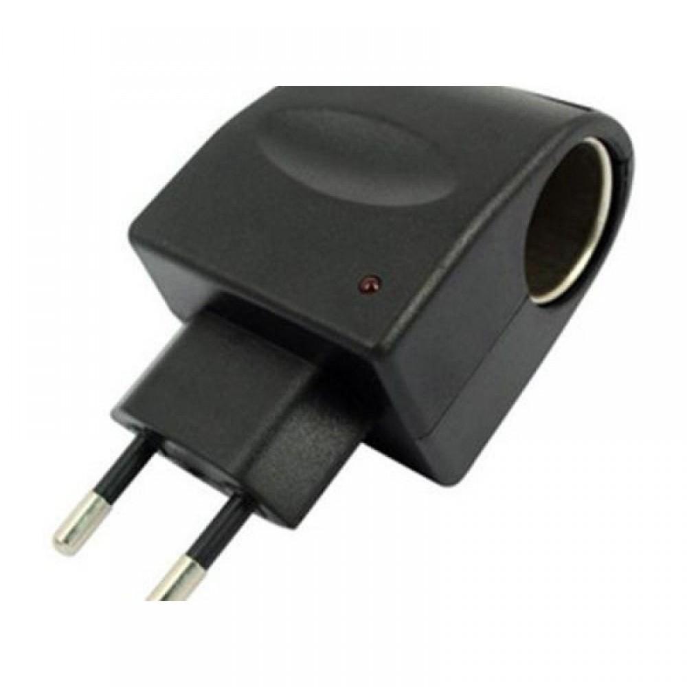 Adaptor incarcator auto 220V->12V