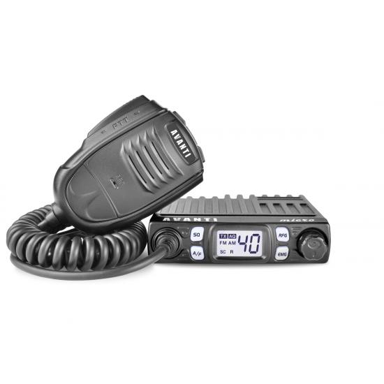 Statie radio Avanti micro