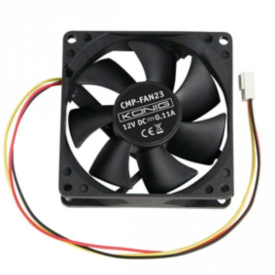 Ventilator 12V 40x40x20mm CY420/A