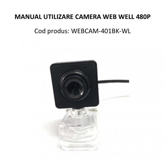 Camera web 480p