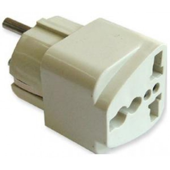 Adaptor stecher UK/USA/RO