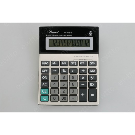 Calculator 12D