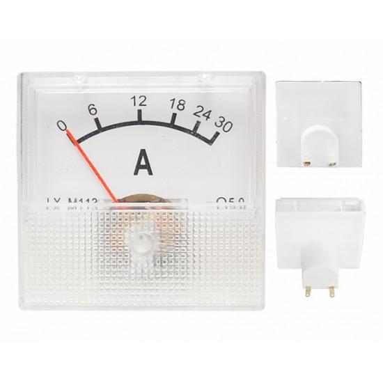 Ampermetru analogic 30A