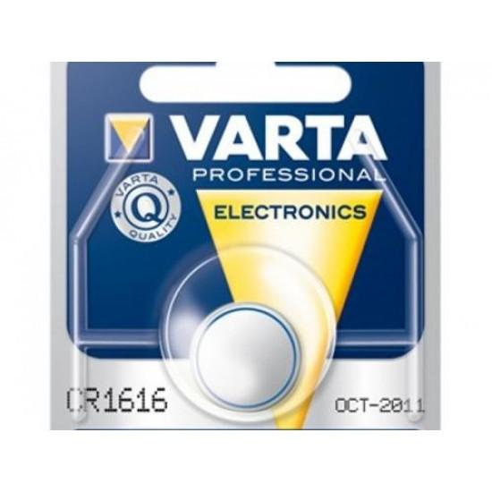 Baterie 3V CR1616 Varta Lithium