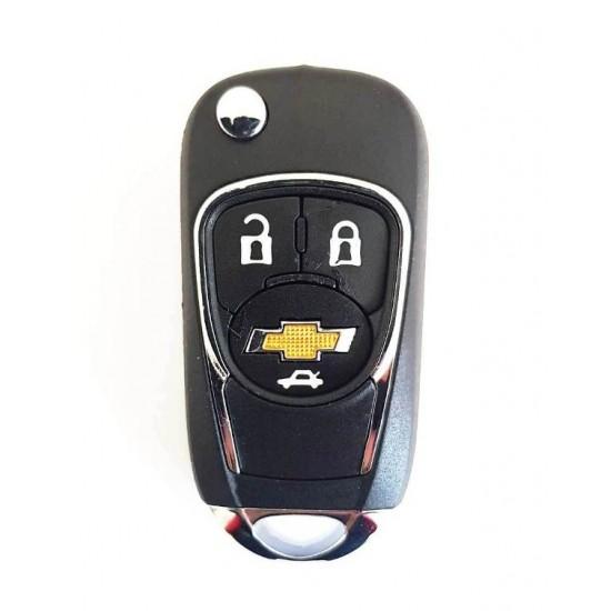 Carcasa cheie briceag Chevrolet 2/3 butoane