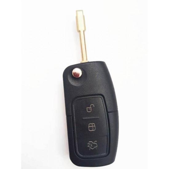Carcasa Cheie Briceag Ford Focus 3 butoane