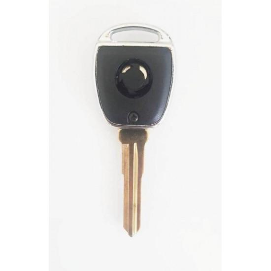 Carcasa cheie Mazda cu locas cip cu led