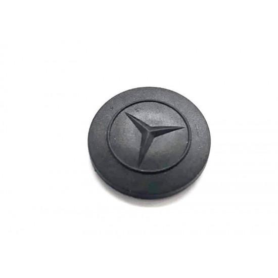 Buton Mercedes Benz cu logo