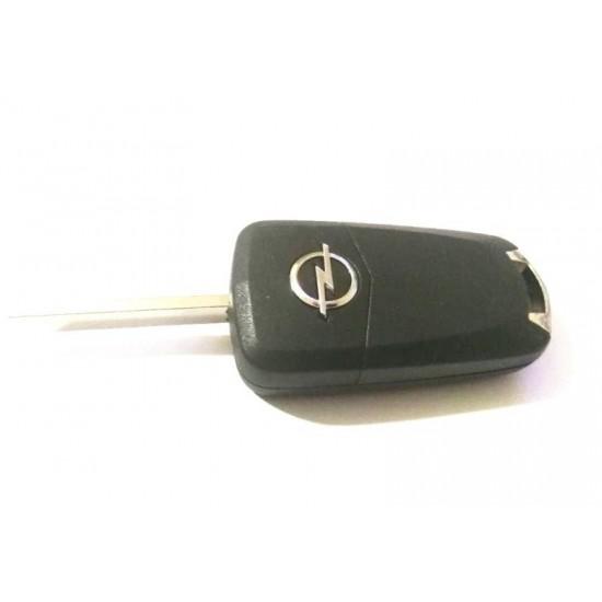 Carcasa cheie briceag Opel Vectra 3 but cu emblema