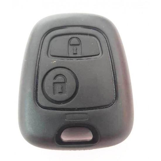 Carcasa cheie Peugeot 2 but fata