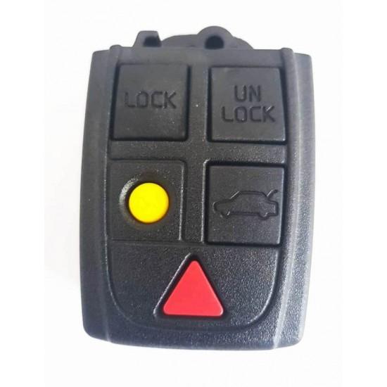 Carcasa cheie Volvo 5 butoane