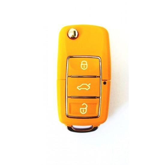 Carcasa VW briceag portocaliu deschis