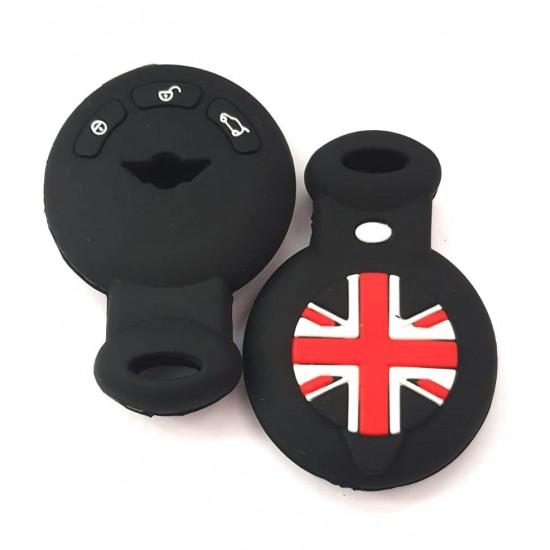 Husa silicon Mini Cooper 3 butoane SIL 151