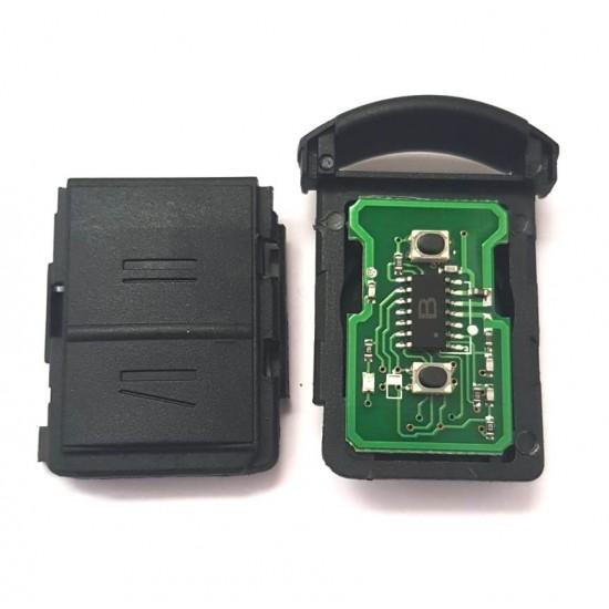 Cheie completa Opel Corsa 2 butoane cu electronica