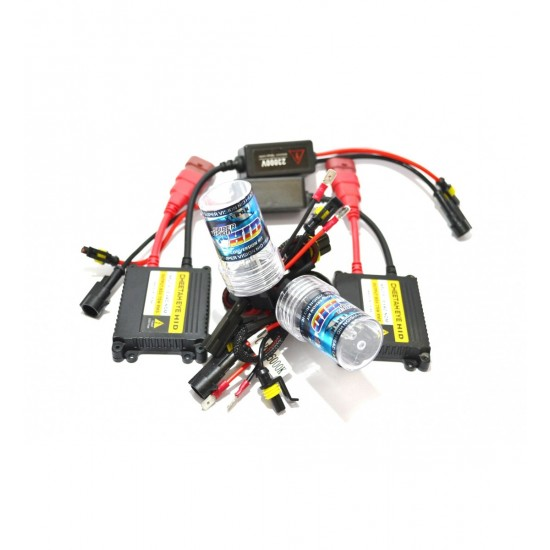 Kit xenon H1- 8000K Slim