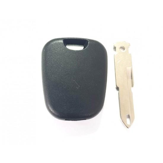 Carcasa cheie Citroen cu cip ID46 lamela 206